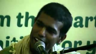 Day 3 Devadharma Das 2016 Kirtan Mela ISKCON Mayapur