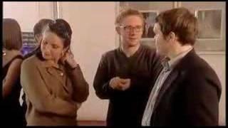 Bruiser BBC Comedy, Martin Freeman on Ballet