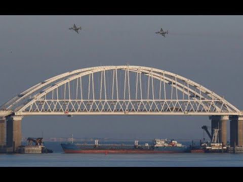 Xxx Mp4 Russian Attack On Ukrainian Ships Sparks Global Condemnation 3gp Sex