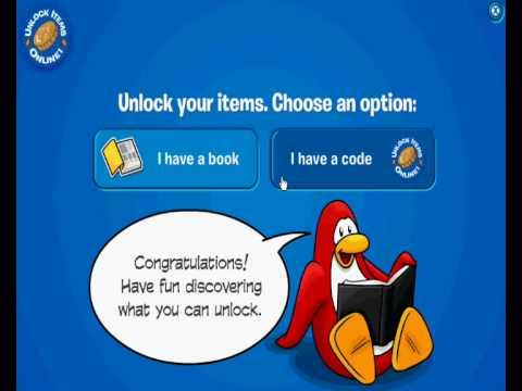 Como conseguir el Libro Azul en Club Penguin.