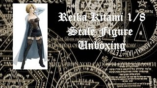 Reika Kitami Bible Black 1/8 Scale Anime Figure Unboxing