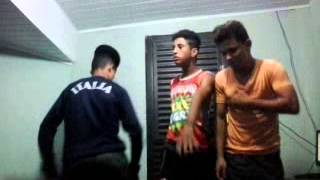 BABA ELE TODINHO - Mc Felipinho- Coreografia  ( Heteros )