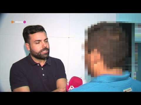 El padre de las niñas violadas por su madre rompe su silencio en MírameTV