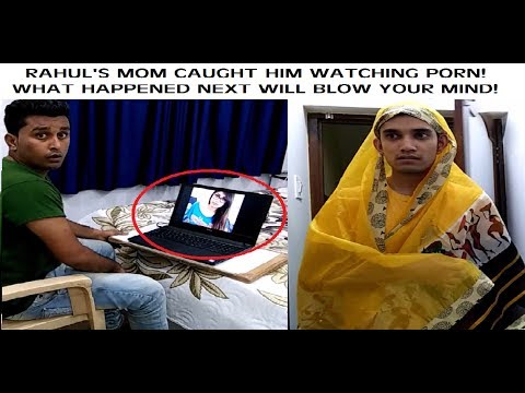 Indian Boy Caught Watching Porn - What Happens Next Will Blow Your Mind!