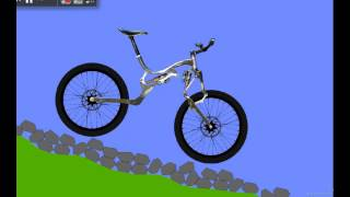 RAM Bikes URT Chassis and Quadrilateral Fork