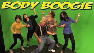 Brain Breaks - Dance Song - Body Boogie - Children's Songs by The Learning Station