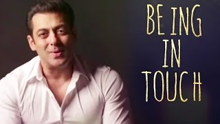 Salman Khan's BEING IN TOUCH App Launch On 27th Dec 2016 - Salman's 51st Birthday