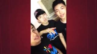 Love Yourself Cover- Darren Espanto & Yohan (03-11-2016)