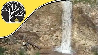 Model and Place Waterfalls - Model Scenery | Woodland Scenics