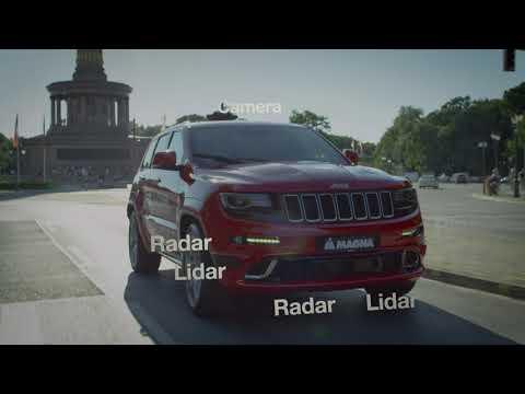 Magna's MAX4 Autonomous Driving Platform