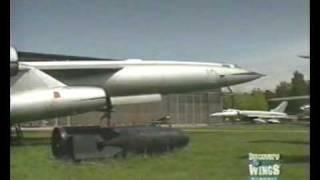 Myasishchev M-50 NATO Code: Bounder