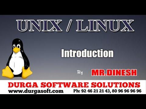 UnixLinux-Introduction