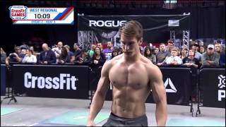 Cody Anderson - 2016 West Regional Event2 world record