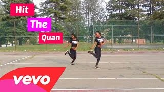 HIT THE QUAN -@iHeartMemphis Dance Cover Twin version #HitTheQuan #HitTheQuanChallenge