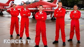 Meet The New Red Arrows Pilots | Forces TV