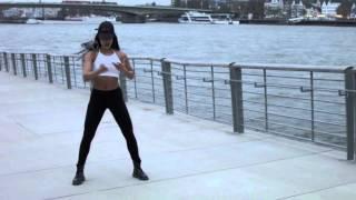 Jeamy blessed   rihanna - work choreography