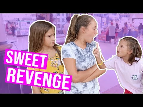 Kids Control Our Teens | Truth or Dare in the Mall!