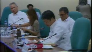 Committee on Energy (January 16, 2018)