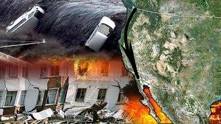 Mega Earthquake Tsunami Threat: Urgent Plans Implemented For U.S. West Coast Disaster