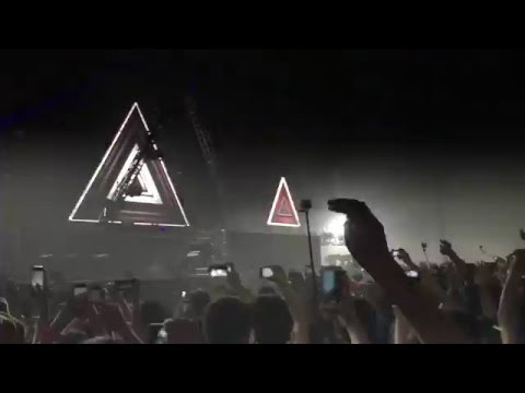 Martin Garrix - Don't Let Daddy Know - Chile - 2015