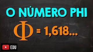 Número PHI - 1,618