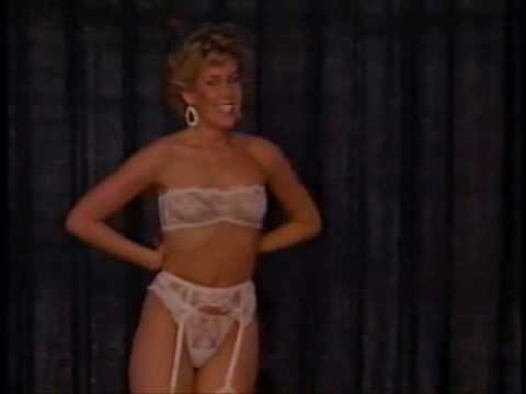 candie evans strip tease dance