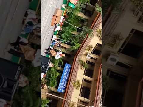 Demo Eskul Merpati Putih SMPN 21 JAKARTA UTARA