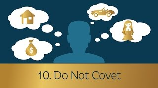 10. Do Not Covet