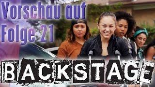 Vorschau auf Folge 21 - BACKSTAGE    Disney Channel