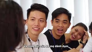 Văn hoá UEH - Nguyễn Minh Hưng