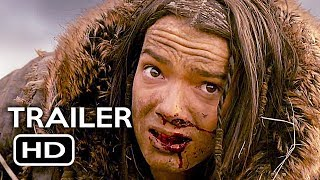 Alpha Official Trailer #1 (2018) Kodi Smit-McPhee, Natassia Malthe Drama Movie HD