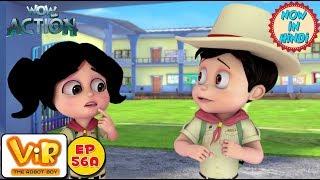 Vir: The Robot Boy | Jungle Safari | As Seen On HungamaTV | WowKidz Action