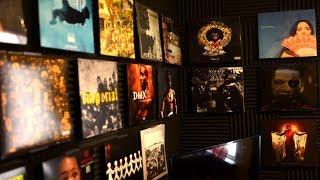 The Vinyl On My Wall