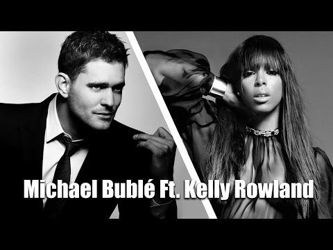 Michael Bublé Ft. Kelly Rowland How Deep is Your Love With Lyrics HD
