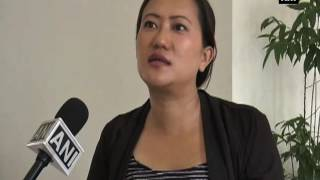 Nagaland girl creates history by designing Asia's largest church - ANI News