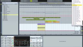 building tension in a song before the drop  ableton live riserbuild up tutorial