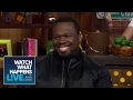 Rapper 50 Cent Discusses Vivica A. Fox, Ass-Licking | WWHL