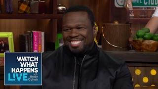 Rapper 50 Cent Discusses Vivica A. Fox, Ass-Licking - WWHL