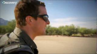 Bear Grylls: Born Survivor - Series 6 - Ep 1 - Arizona Sneak Peek