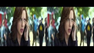 3d VR Captain America  Civil War   Trailer World Premiere