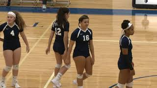 Varsity Volleyball - Lorain vs. Warrensville Hts. 9-25-17