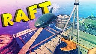 تحميل لعبة البقاء وسط المحيط Raft بحجم صغير أخر اصدار