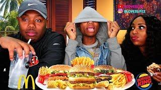 BK & McDonald