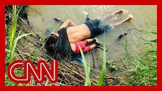 Horrific image illustrates crisis at the US-Mexico border