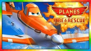 Planes 2 ENGLISH ★✈★ Fire and Rescue ★✈★