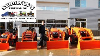 A Quick Explanation of Kubota's Tractor Lineup
