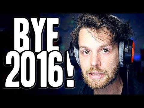 BYE 2016! YuB's 2016 Year In Review by TubeBuddy Reaction