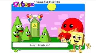 Cubeez: Tizzy in the Maze (2001)