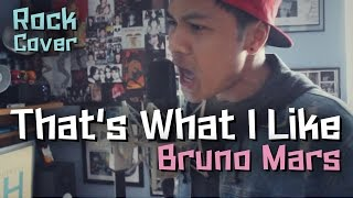 That's What I Like - Bruno Mars (Rock Cover by The Ultimate Heroes)
