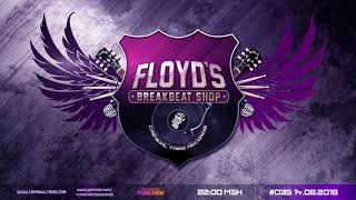 Floyd the Barber - Breakbeat Shop 35 (funky breaks mix 2018)
